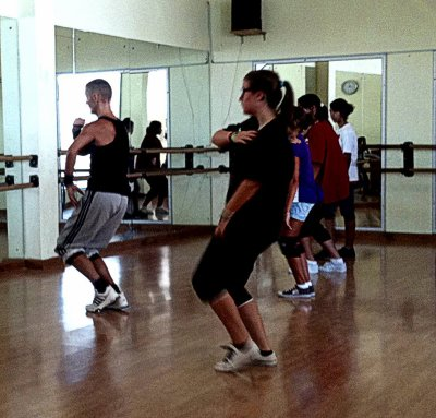 DANCE. PLUS Qu'un simple sport. C'est une Passion!