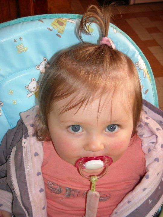ma fille léana!!