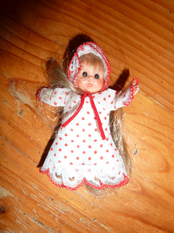 Mini poupées EL GRECO TAI CIAN MIN
