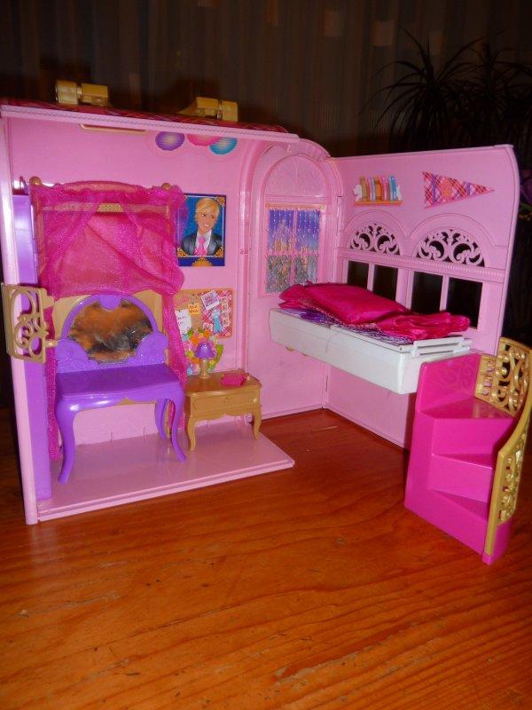 MATTEL - Chambre de Barbie