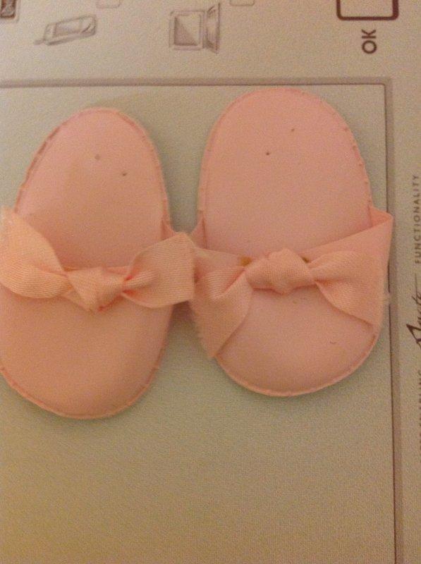 Pour identification - paire de chaussons Cathie de Bella ou pas ?