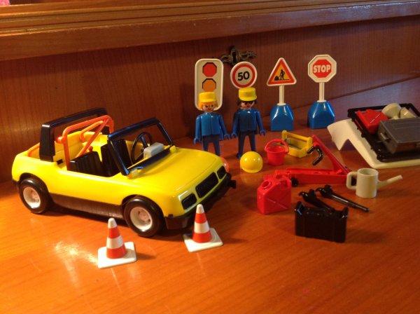Les playmobil de mon enfance - lot 2 annee 1980