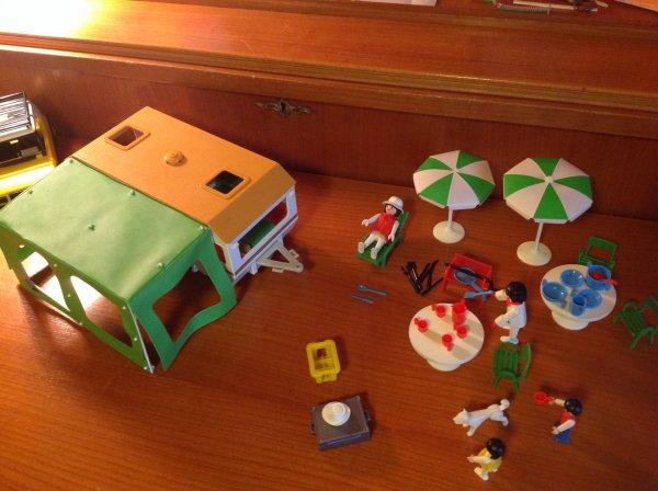 Les playmobil de mon enfance - lot 3 année 1977