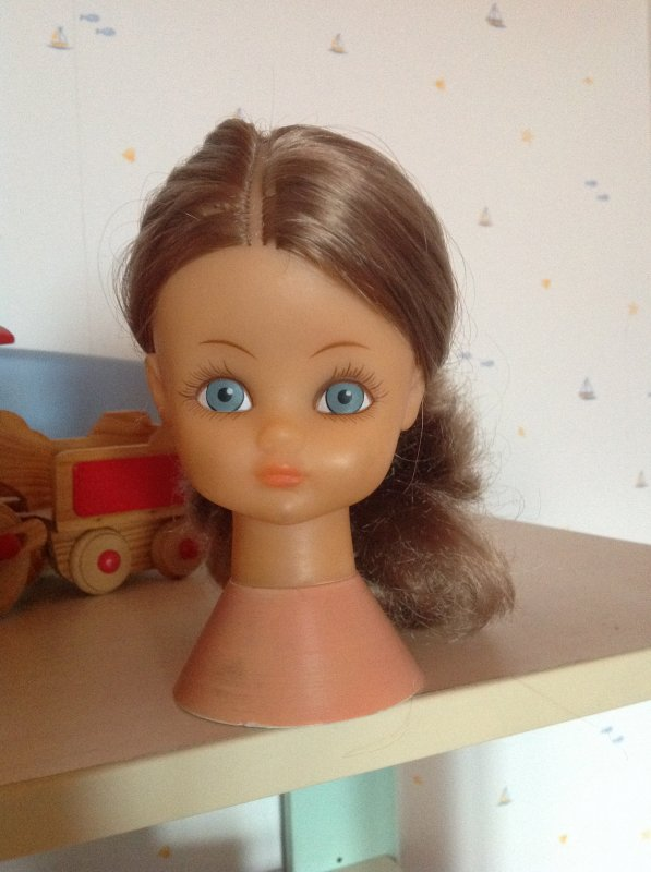 Tete à coiffer Bella