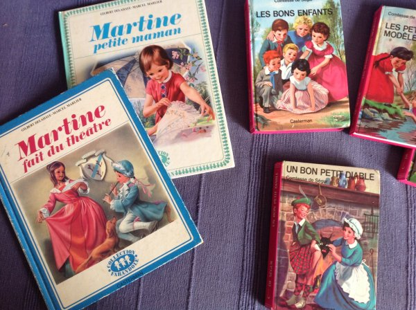 Le même dessinateur ! Album Martine et Casterman