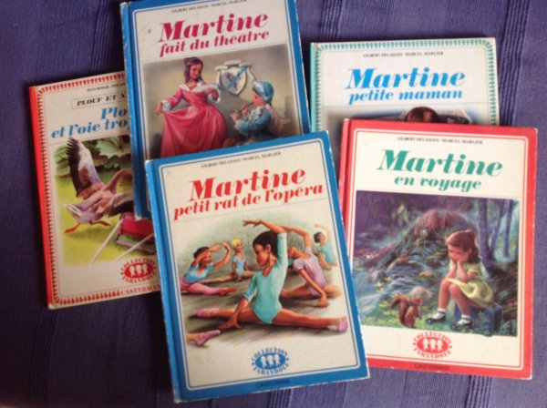 Albums Martine