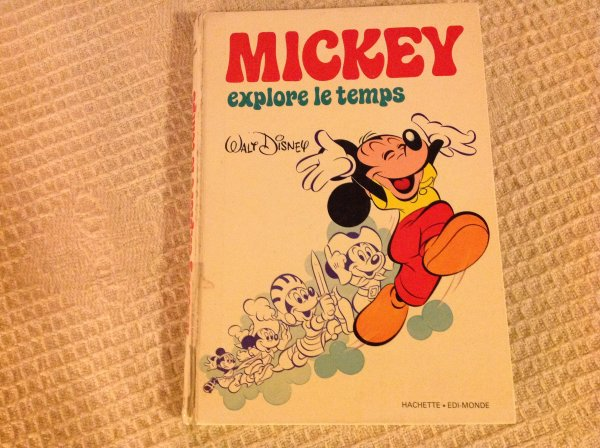 Livre Mickey