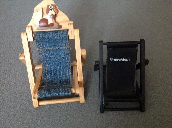 Des fauteuils pour les mannequins !