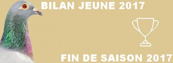 BILAN JEUNES 2017