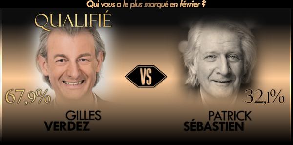 Battle 1 & 2 - Février 2017