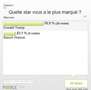 Duel 9 : janvier 2017