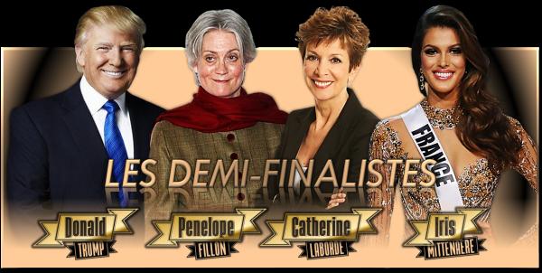 Les Demi-Finales - Janvier 2017