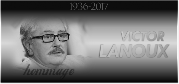 Hommage : Victor Lanoux