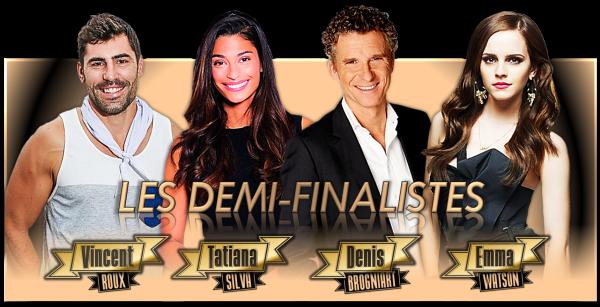 Les Demi-Finales - Mars 2017