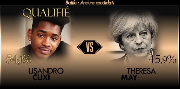 Battle 5 - Juin 2017