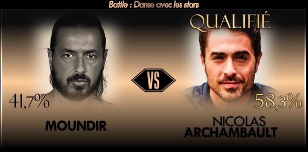 Battle 1 & 2 - Juillet 2017