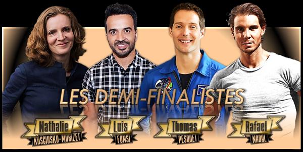 Les Demi-Finales - Juin 2017