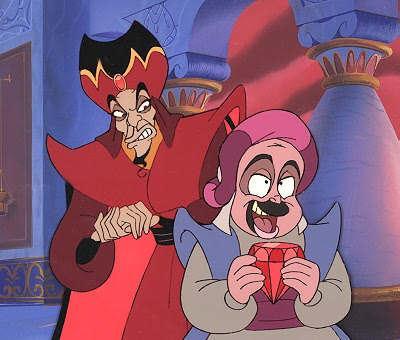 aladdin et le retour de jafar