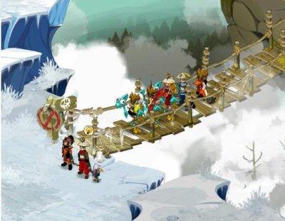 Les aventures de Gamss et Piwa dans frigost 2