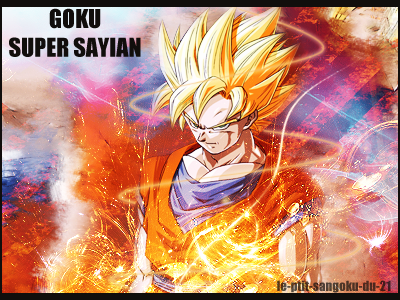 sangoku en super guerrier
