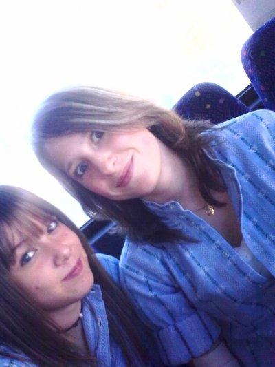 Laura et moi =D