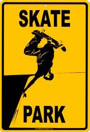 Skatepark !