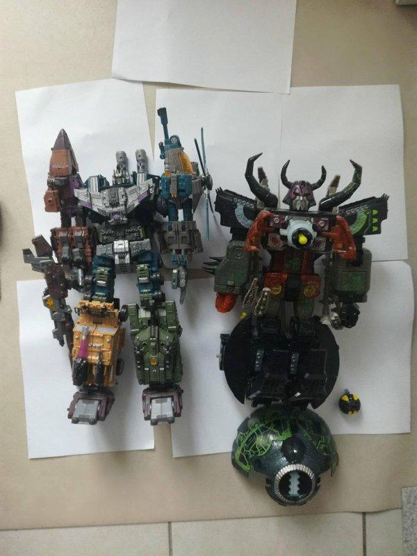 A vendre transformers