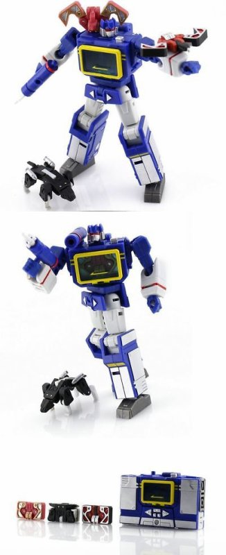 Transformers soundwave