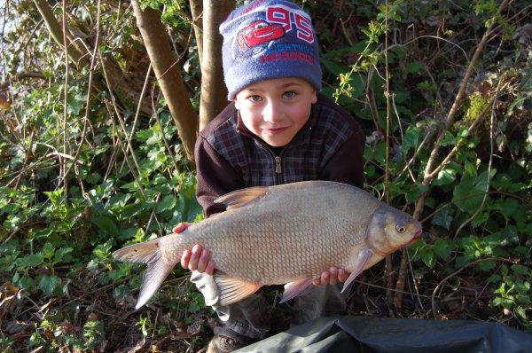 MES PREMIER FISH DE L'ANNEE