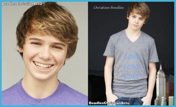 Christian  a eu un role dans la serie Drop Dead Div