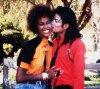 Michael Jackson et Whitney Houston