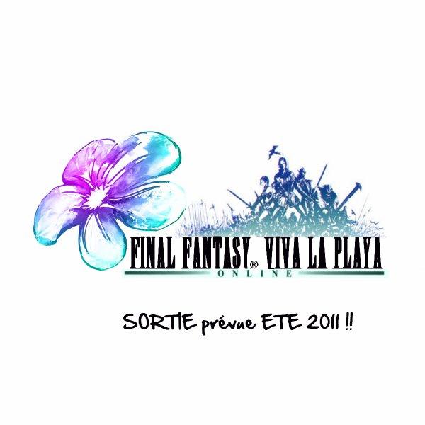 Mon Final Fantasy =)