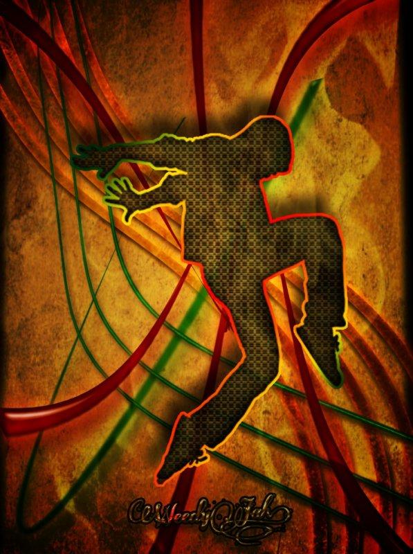 The Dancer by WeedyJah