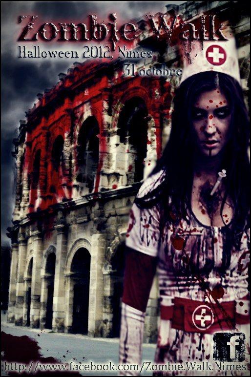Zombie Walk de Nîmes