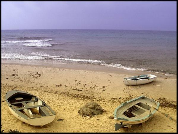 Tunisie-Mahdia-la plage