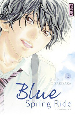 Tome 2 de Blue spring ride