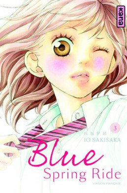 Tome 3 de Blue spring ride