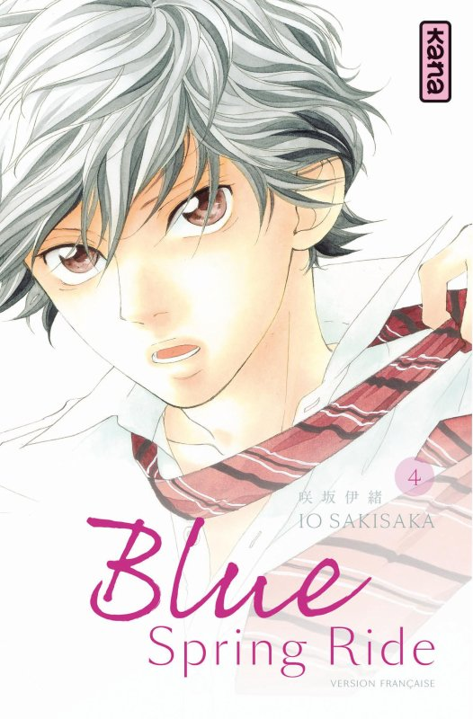 Tome 4 de Blue Spring Ride