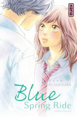 Tome 5 de Blue spring ride