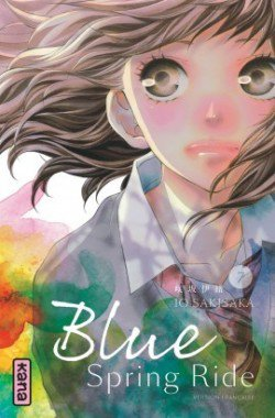 Tome 7 de Blue spring ride