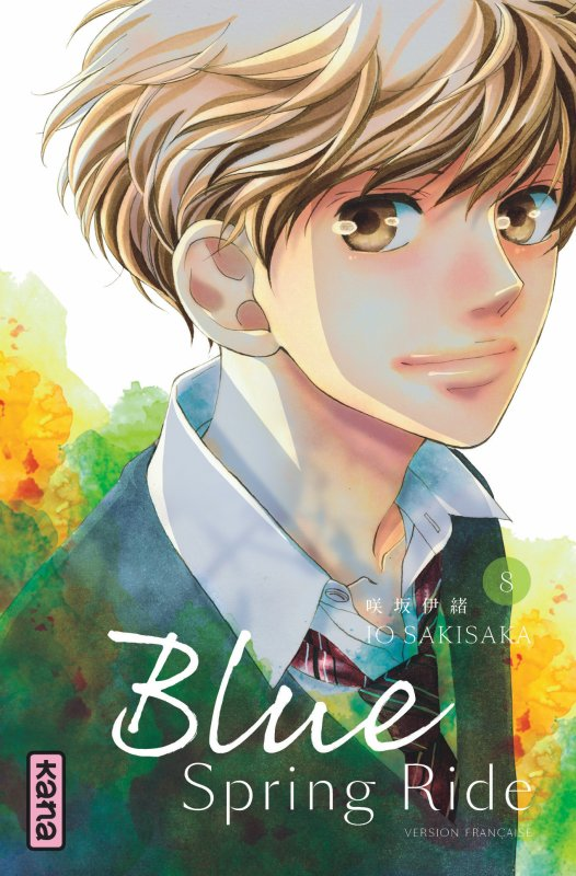 Tome 8 de Blue spring ride