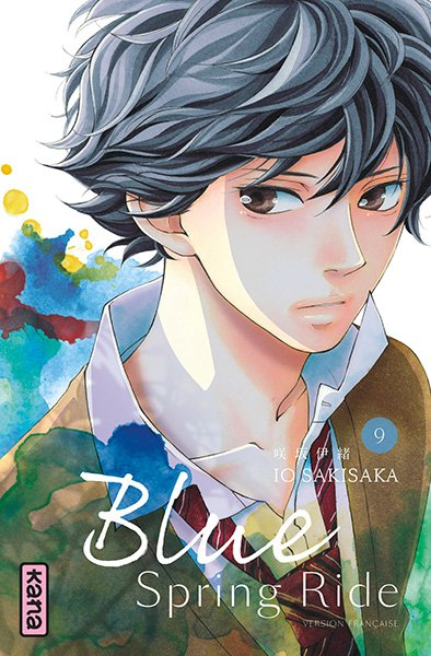Tome 9 de Blue spring ride