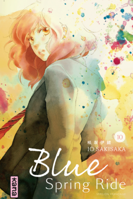 Tome 10 de Blue spring ride