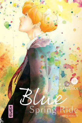 Tome 11 de Blue spring ride