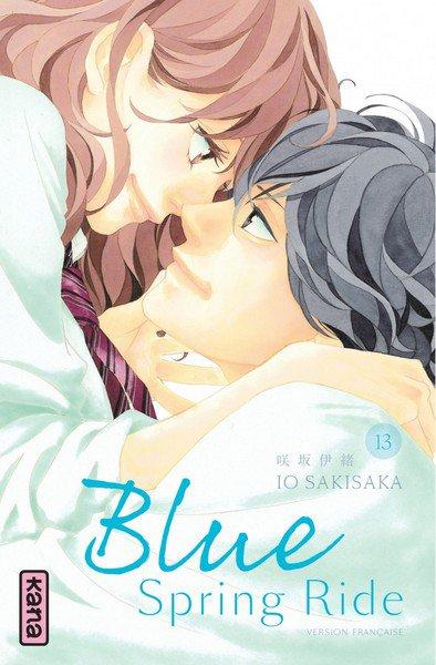 Tome 13 de Blue spring ride (Dernier tome de la série)