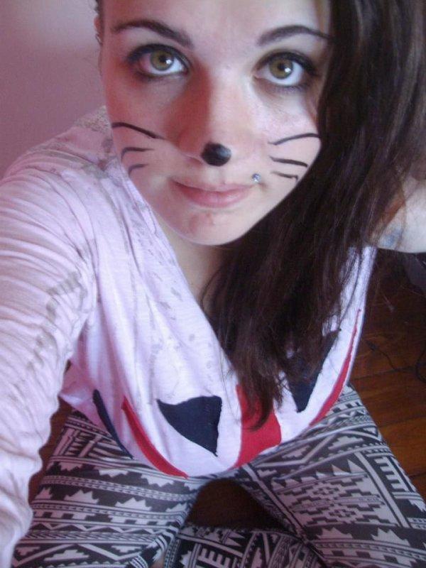 Mon chat : Alexandre <3<3<3
