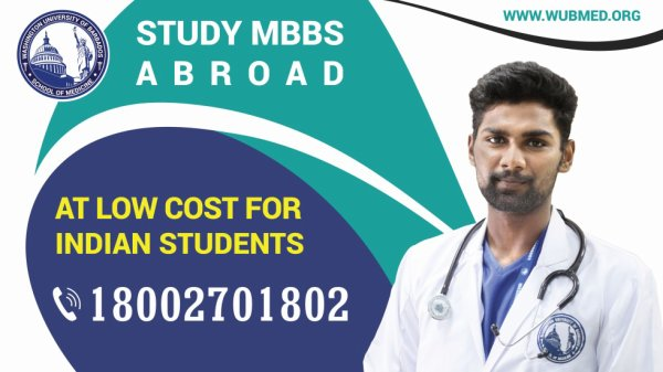 Study MD Program from Abroad