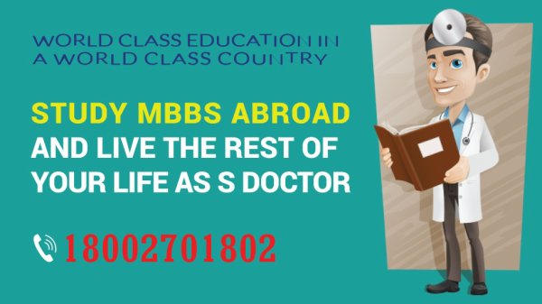 Are you Dreaming to study MBBS at Abroad?