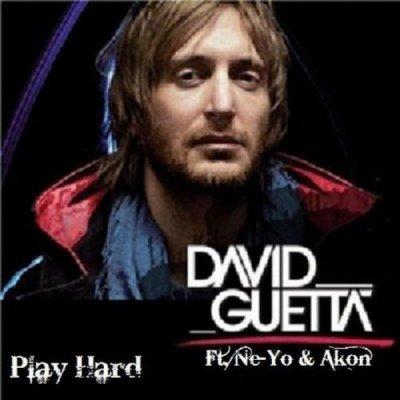 Play Hard de David Guetta Feat. Ne-Yo & Akon sur Skyrock