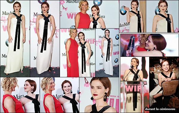 13 juin 2017 : Z. était présente à la cérémonie des Women in Film Crystal and Lucy Awards où elle a été récompensée. Notre actrice a donc reçu un award bien mérité. Au niveau de la tenue, je ne trouve pas la robe très jolie ni le make up. C'est un petit flop pour moi.